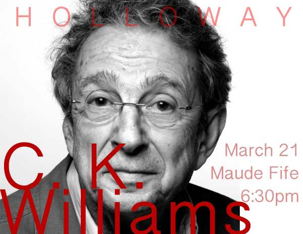 C. K. Williams